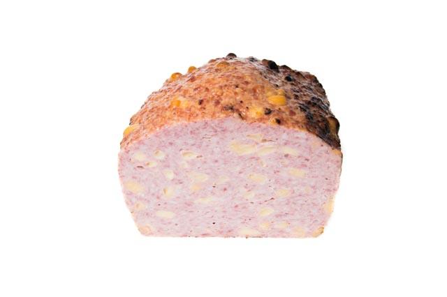Vleesbrood met kaas