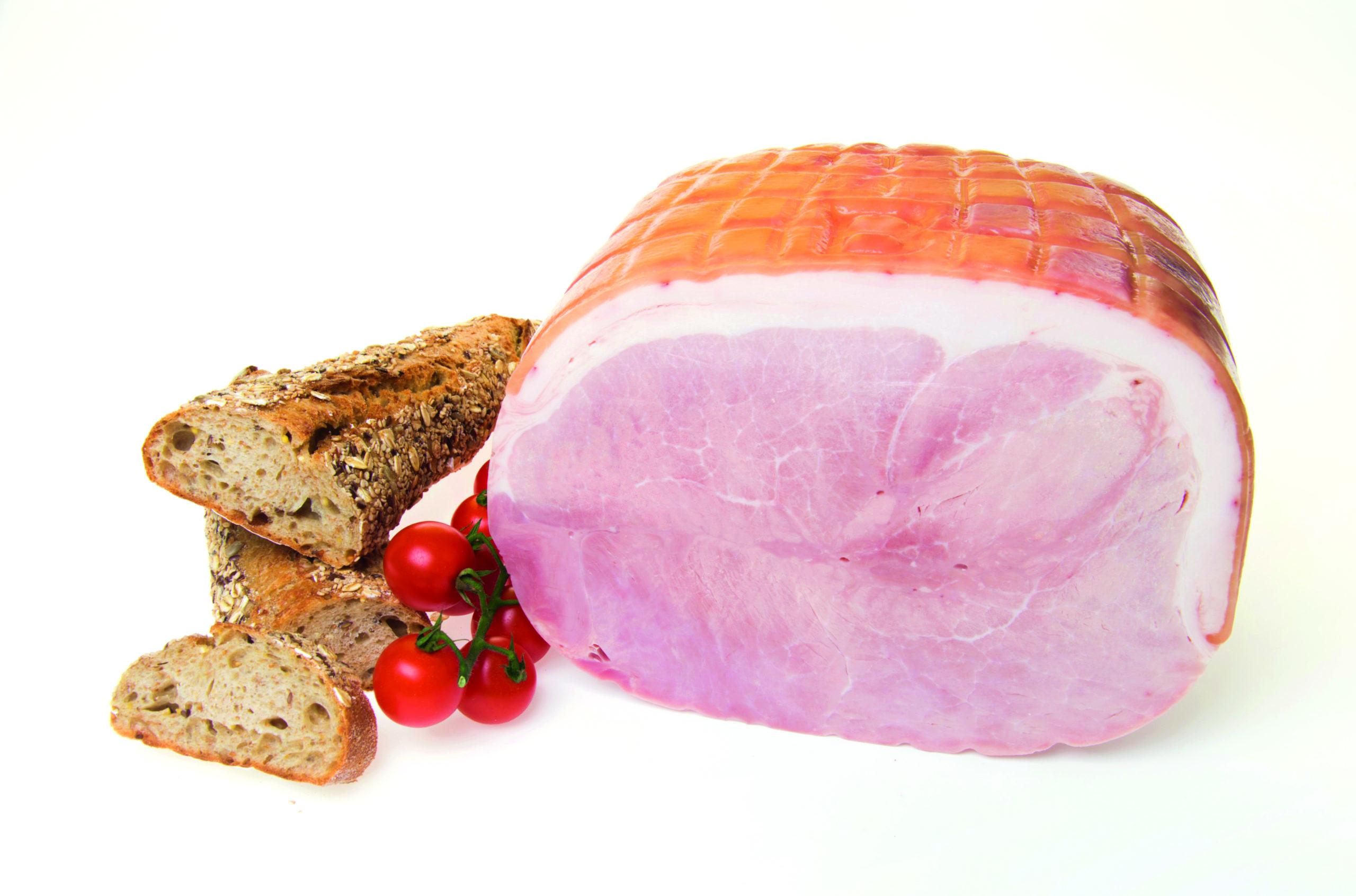 Bourgondische ham wit